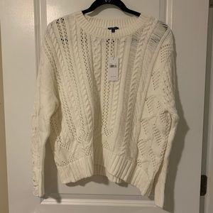 NWT Splendid chunky knit sweater